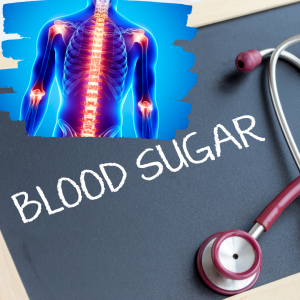 blood sugar connection to muscle and joint pain
