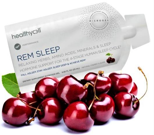 Healthy cell REM sleep
