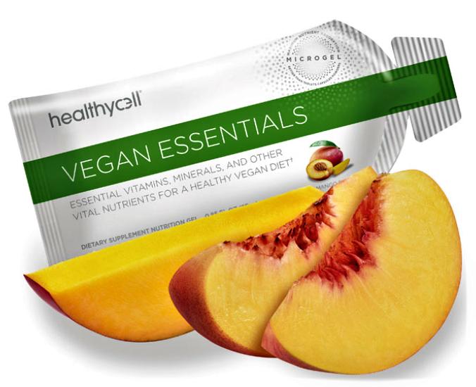 Healthy Cell Vegan Essentials